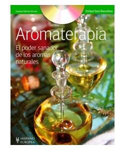AROMATERAPIA (LIBRO+DVD)