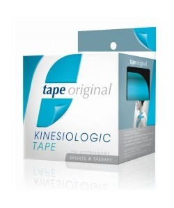 TAPE ORIGINAL KINESIOLOGIC AZUL 5ms.x5cms.