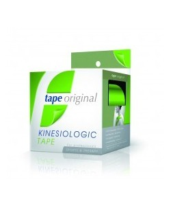 PACK 6 ROLLOS VERDE TAPE ORIGINAL KINESIOLOGIC