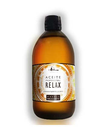Aceite Relax 125ml (sin parafina)