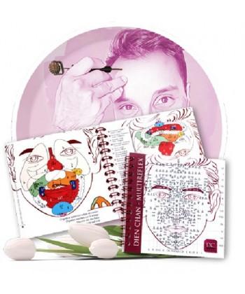 Facioterapia Dien Chan MiniBook de esquemas