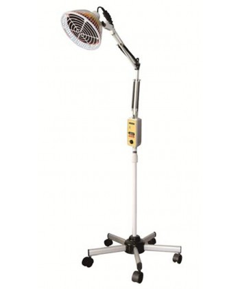 Lámpara Electro Bio-térmica Tdp. De Pie Con Ruedas