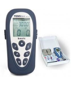 Tens Eco Basic: Electroestimulador de 2 canales