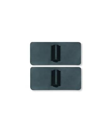Electrodo de Silicona - Rectangular 48 X 98mm.(2ud.)