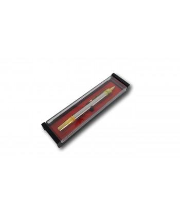 Bolígrafo aplicador de lancetas