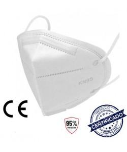 Mascarilla KN95-FFP2 Homologada pack 10 unidad