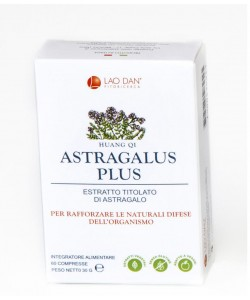 ASTRAGALUS PLUS (HUANG QI) - 60 COMP - LAO DAN