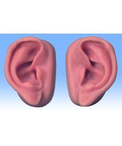 Par de orejas (Silicona 9,5 Cm.)