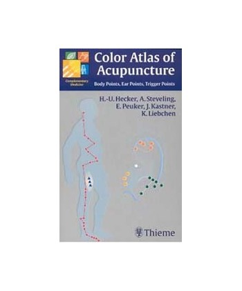 COLOR ATLAS OF ACUPUNCTURE