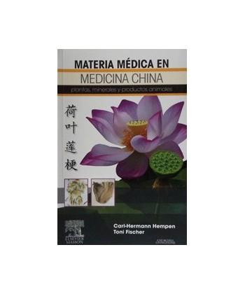 MATERIA MEDICA EN MEDICINA CHINA