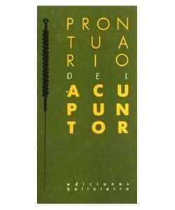PRONTUARIO DEL ACUPUNTOR