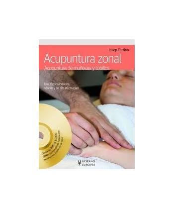 ACUPUNTURA ZONAL (LIBRO  + DVD)