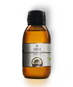 Aceite vegetal Coco Virgen 100ml