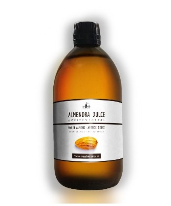 Aceite vegetal Almendra dulce 500ml