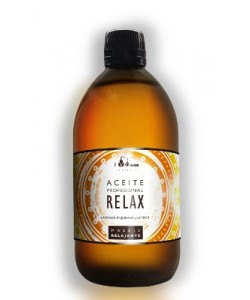 Aceite Relax 500ml (sin parafina)