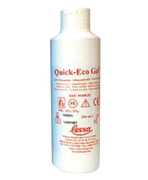 Gel Conductor Ultrasonidos Quick-Eco Gel 250 ml.