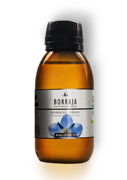 Aceite Vegetal  Borraja Virgen 100ml