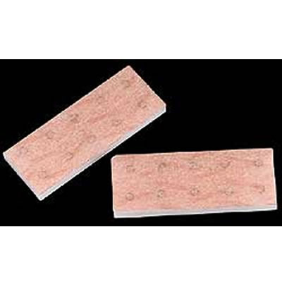 CHINCHETA CHINA CON ADHESIVO 2.5x1.5mm. (100 uds.)